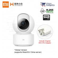 Xiaomi IMI Imilab Xiaobai PRO 360° PTZ WiFi IP 1080p CCTV Camera Global Version CMSXJ16A