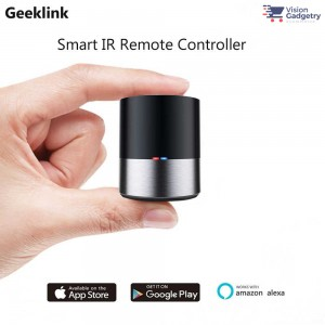 Geeklink Smart Home WiFi Universal IR Infrared Remote Controller iOS Android Alexa