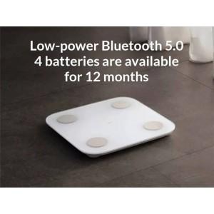 Xiaomi Mi Mijia Smart Body Composition Weight Scale 2 LED Bluetooth 5.0 XMTZC05HM