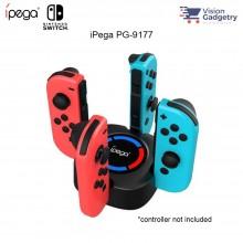 iPega PG-9177 9177 Nintendo Switch Charger Charging Station Dock Joycon Controller