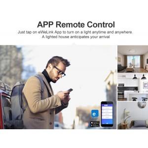 Sonoff Basic RFR3 Smart Home Wifi DIY Wireless Switch App Control 2200W