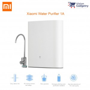 Xiaomi Smart Water Purifier Filter 1A RO Filtration System App Control MR432