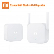 Xiaomi Mijia WiFi Powerline Line Power Cat HomePlug 300Mbps Repeater - White