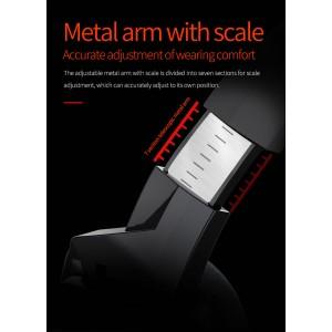 PLEXTONE G800 Gaming Headphones LED Light E-sports Over Ear Headset with Mic On-Ear Headphone (3.5mm)