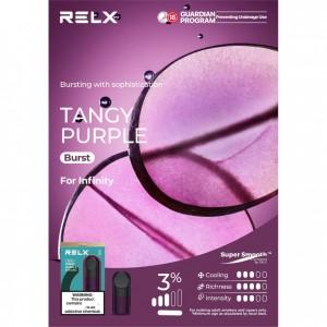 100% Original Relx Infinity Refill Pod Vape Electronic Cig Flavor 4th Generation
