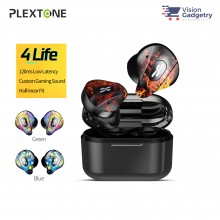 Plextone 4Life True Wireless TWS Bluetooth 5.0 Earphone Headset Gaming IPX5