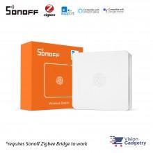 Sonoff Zigbee Wireless Switch Smart Home Wifi Wireless App Control SNZB-01