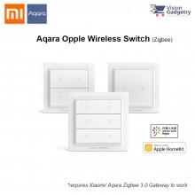 Xiaomi Aqara Opple Smart Home Switch Wireless Switch 2/ 4/ 6 Gang Rocker ZigBee 3.0