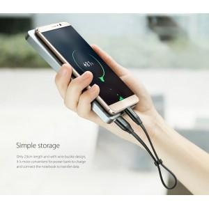 BASEUS Nimble Type C Portable Short 23CM Sync Data Fast Charging USB Cable