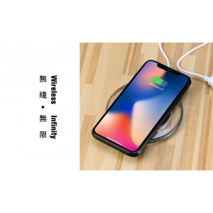 Remax Saway Wireless Charger Qi Charging RP-W1