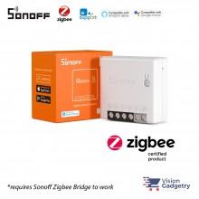 Sonoff Zigbee Mini Smart Switch Smart Home Wifi Wireless 2 Way App Control ZBMINI