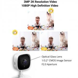TP-Link Tapo C100 TC60 C110 Wifi Camera Home Security 3MP 1080P Full HD IP Camera CCTV