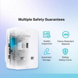 TP-Link Tapo P100 P110 Mini Smart Wi-Fi Plug Socket Remote Control Schedule Auto On/Off