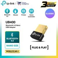 TP-Link UB400 Bluetooth 4.0 Nano USB Adapter Smallest