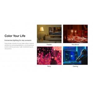 TP-Link Tapo L530E Smart LED Bulb Wifi Multicolor Dimmable E27 Remote Control Schedule On/Off