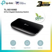 TP-Link TL-SG1008D TL-SG1005D 5/8 Port Gigabit Desktop Network Switch