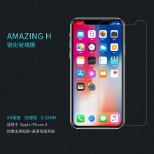 iPhone X XS Nillkin H Tempered Glass Screen Protector