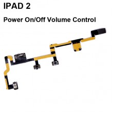 Apple iPad 2 Power Button On Off Switch Flex Cable