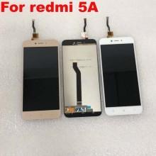 Redmi 5A LCD Digitizer Touch Screen Fullset Black