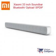 Xiaomi 33 Inch Mi TV Soundbar Home Theater Wired/ Wireless Bluetooth Audio Speaker Sound Bar