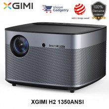 Xiaomi XGIMI H2 1350ansi Portable Android TV Projector Harman Kardon GLOBAL English Version
